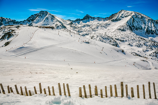 Ski Resort「Grandvalira Ski Resort in Andorra」:スマホ壁紙(19)