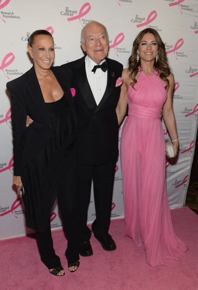 Breast「The Breast Cancer Research Foundation's 2014 Hot Pink Party - Red Carpet」:写真・画像(7)[壁紙.com]