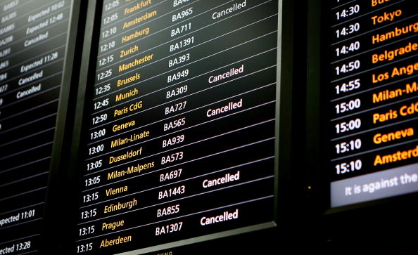 Heathrow Airport「Further Delays Occur At Heathrow Terminal 5」:写真・画像(12)[壁紙.com]
