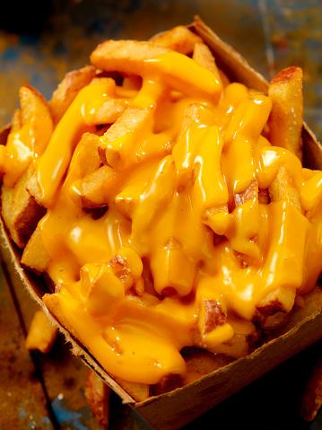Crunchy「Cheese Fries」:スマホ壁紙(14)