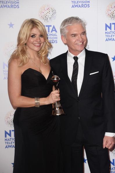 Ian Gavan「National Television Awards - Winners Room」:写真・画像(9)[壁紙.com]