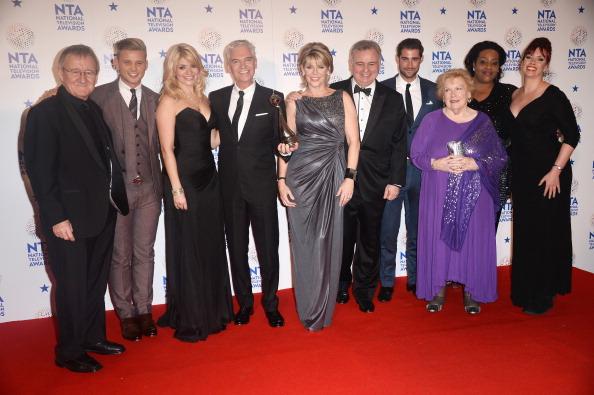 Ian Gavan「National Television Awards - Winners Room」:写真・画像(3)[壁紙.com]