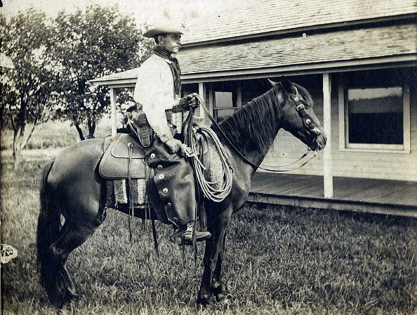 Horse「Cowpoke On The Ranch」:写真・画像(15)[壁紙.com]