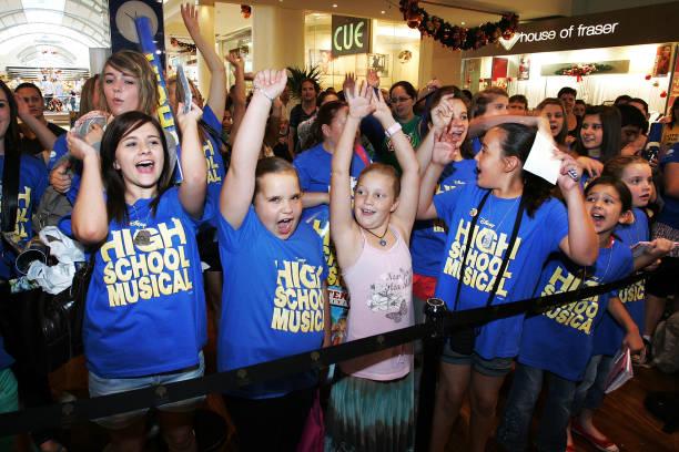 High School Musical Promo Tour:ニュース(壁紙.com)
