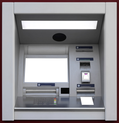 Touch Screen「ATM, Automated Teller Machine」:スマホ壁紙(1)