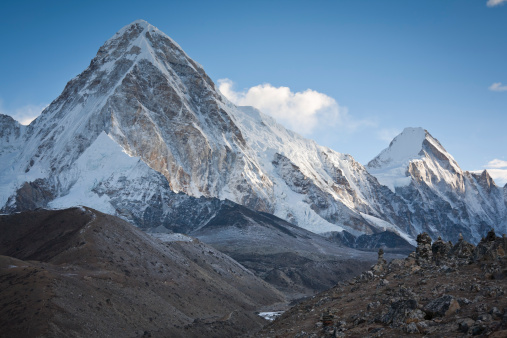 Sagarmāthā National Park「Pumori in Kala Patthar.」:スマホ壁紙(18)