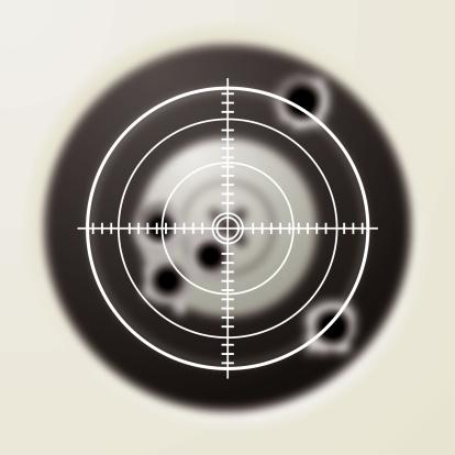Sports Target「target bullet」:スマホ壁紙(4)