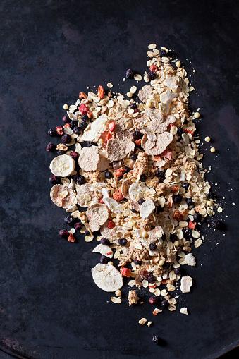 Granola「Fruit muesli with dried fruits」:スマホ壁紙(1)