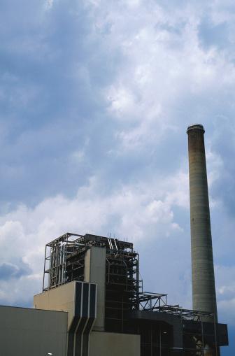 Factory「Smokestack」:スマホ壁紙(11)