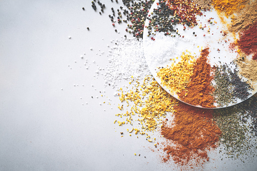Spice「Here's a few spices you need in your cabinet!」:スマホ壁紙(8)