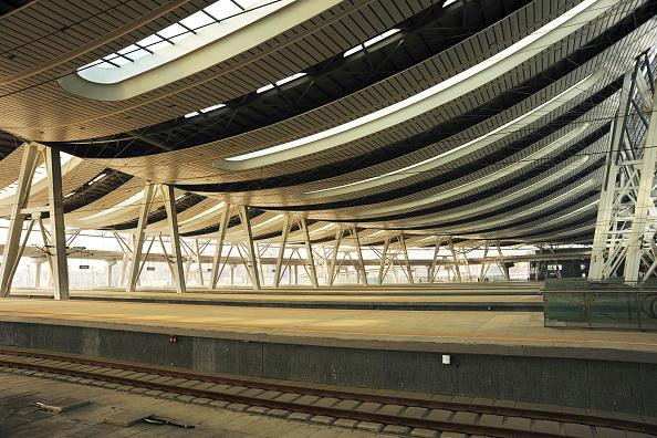 Finance and Economy「South Railway Station, Beijing, China」:写真・画像(16)[壁紙.com]