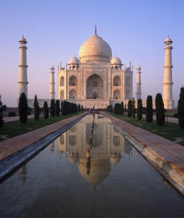 Praying「Taj Mahal」:スマホ壁紙(4)