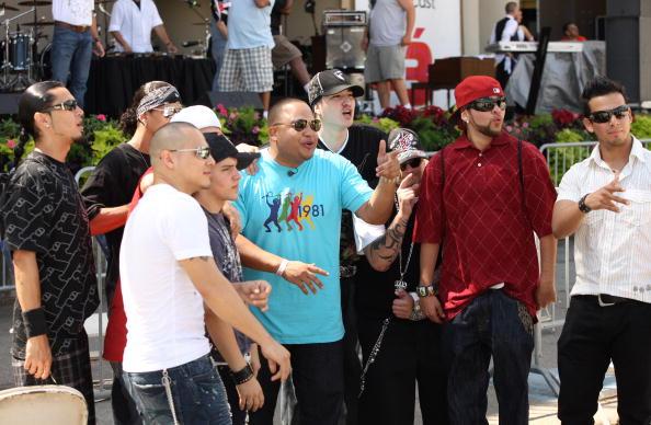 Tentacle Sucker「MTV Tr3s at the Viva Chicago Latin Music Festival」:写真・画像(9)[壁紙.com]