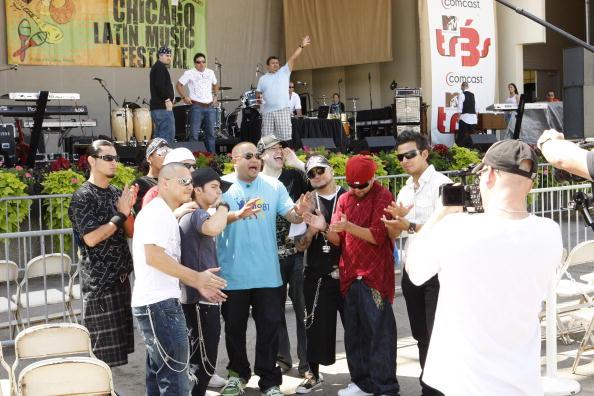 Tentacle Sucker「MTV Tr3s at the Viva Chicago Latin Music Festival」:写真・画像(7)[壁紙.com]
