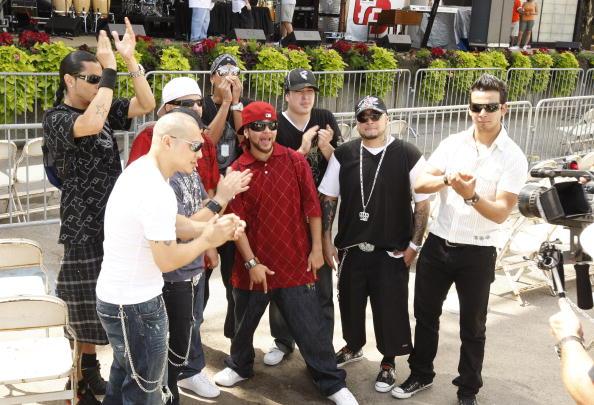 Tentacle Sucker「MTV Tr3s at the Viva Chicago Latin Music Festival」:写真・画像(5)[壁紙.com]