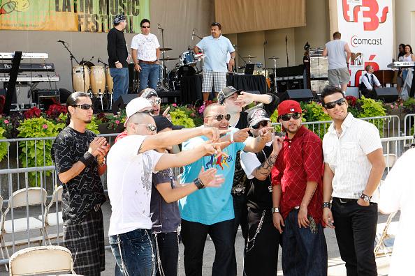 Tentacle Sucker「MTV Tr3s at the Viva Chicago Latin Music Festival」:写真・画像(13)[壁紙.com]