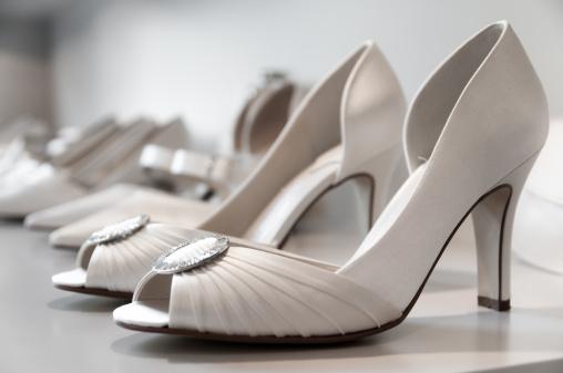 Shoe Store「elegant wedding shoe in a weddingstore」:スマホ壁紙(18)