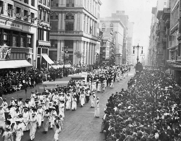 アメリカ合衆国「Suffragette Parade」:写真・画像(18)[壁紙.com]