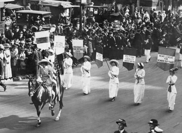 Organized Group「Suffragette March」:写真・画像(19)[壁紙.com]