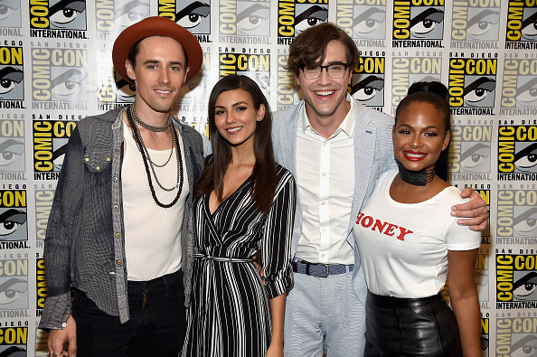Comic con「Comic-Con International 2016 - 'The Rocky Horror Picture Show' Press Line」:写真・画像(16)[壁紙.com]