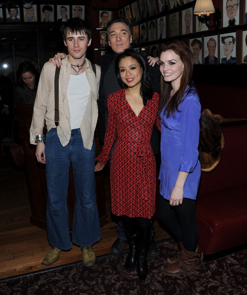 """T 「""""Spider-Man Turn Off The Dark"""" Special Broadway Preview Performance Benefitting The Actors Fund」:写真・画像(12)[壁紙.com]"""