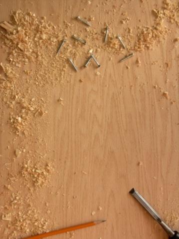 Chisel「Oak Background」:スマホ壁紙(4)