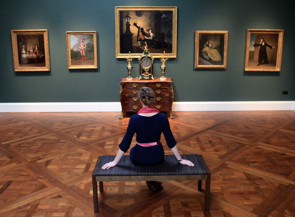 Bath - England「Artist Peter Blake Reopens The Holburne Museum」:写真・画像(18)[壁紙.com]