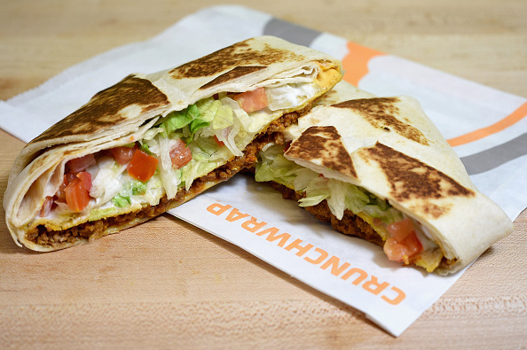 Menu「Taco Bell Menu Items, Headquarters And Restaurant Shoot」:写真・画像(12)[壁紙.com]