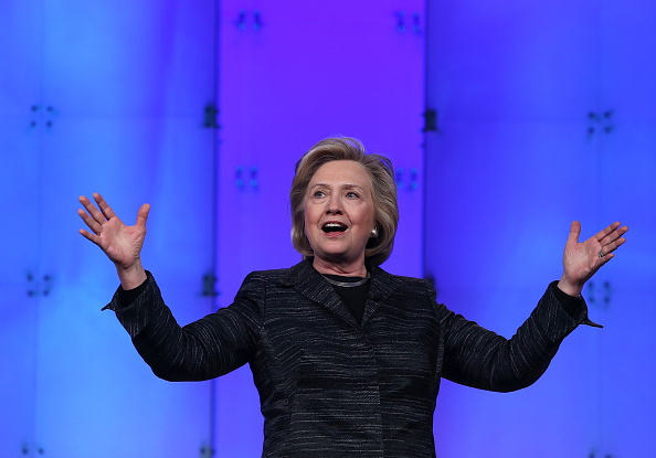 Silicon Valley「Hillary Clinton Addresses Watermark Silicon Valley Conference For Women」:写真・画像(18)[壁紙.com]