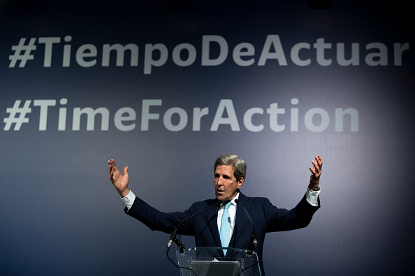 John Kerry「COP25 Climate Summit Enters Second Week」:写真・画像(10)[壁紙.com]