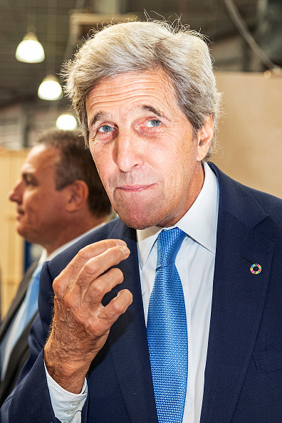 John Kerry「US Secretary Of State John Kerry Attends Global Table Food Innovation Conference」:写真・画像(16)[壁紙.com]