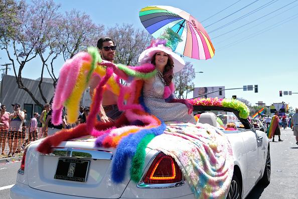 LGBTQIA Pride Event「LA Pride 2019」:写真・画像(18)[壁紙.com]