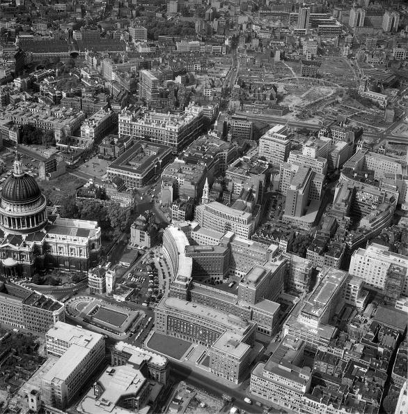金融と経済「Cheapside And Environs」:写真・画像(16)[壁紙.com]