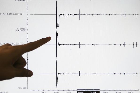 Measuring「Earthquake Aftershocks Rattle North Sulawesi Province」:写真・画像(5)[壁紙.com]