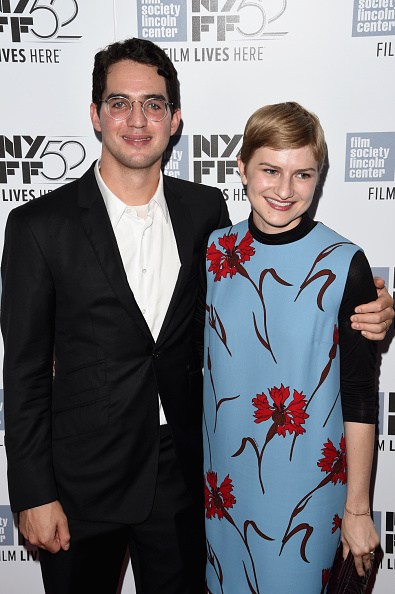 ベン・サフディー「'Heaven Knows What' Premiere - 52nd New York Film Festival」:写真・画像(0)[壁紙.com]