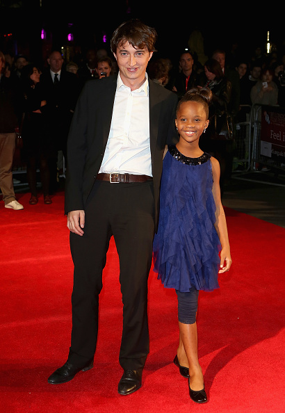 Odeon West End「56th BFI London Film Festival: Beasts Of The Southern Wild」:写真・画像(10)[壁紙.com]