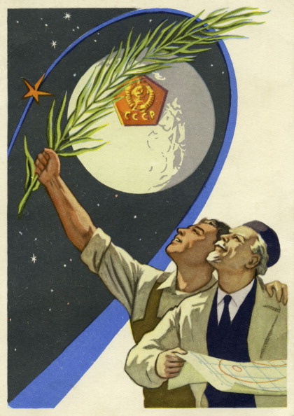 Space Exploration「Soviet workers and engineers in the Space Race」:写真・画像(5)[壁紙.com]