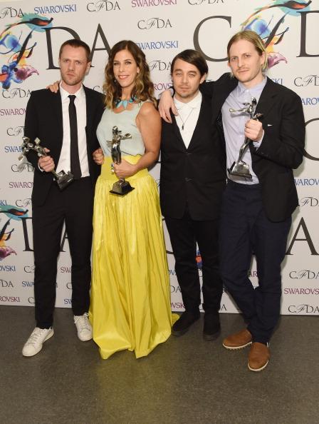Larry Busacca「2014 CFDA Fashion Awards - Winners Walk」:写真・画像(8)[壁紙.com]