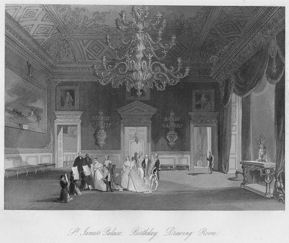 Ornate「St. Jamess Palace. Birthday. Drawing Room」:写真・画像(6)[壁紙.com]