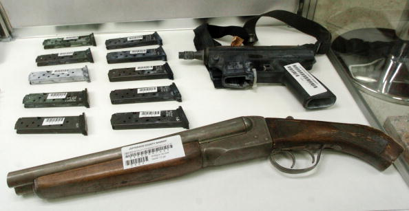 Mass Shooting「Evidence Connected To Columbine Massacre Displayed For First Time」:写真・画像(3)[壁紙.com]