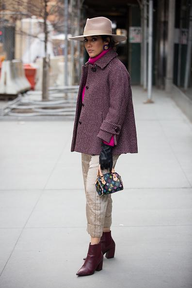 ニューヨークファッションウィーク「Street Style - New York Fashion Week February 2019 - Day 4」:写真・画像(10)[壁紙.com]