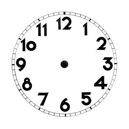 Clock「Classic clock Face」:スマホ壁紙(8)