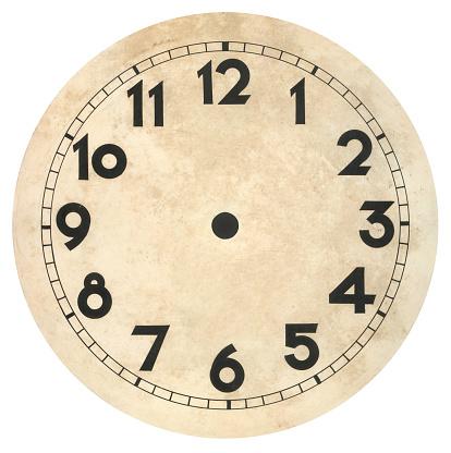 Clock「Classic clock Face」:スマホ壁紙(9)