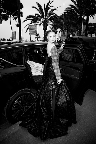 Maxi Skirt「L'Oreal At The 71st Annual Cannes Film Festival」:写真・画像(19)[壁紙.com]