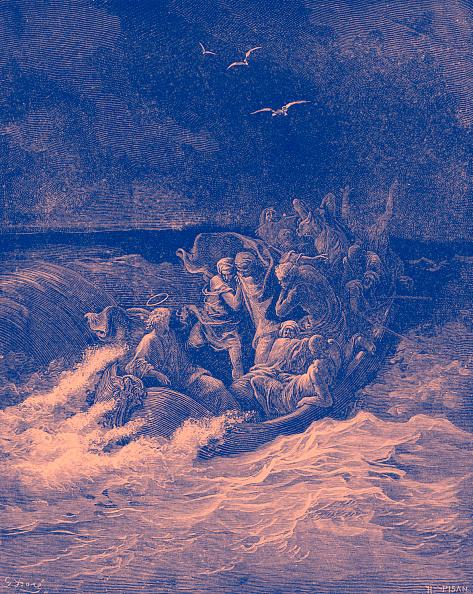 Miracle「Jesus calms the storm - Bible」:写真・画像(5)[壁紙.com]