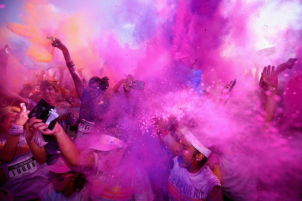 Francois Nel「The Color Run Presented By Daman's Activelife」:写真・画像(2)[壁紙.com]