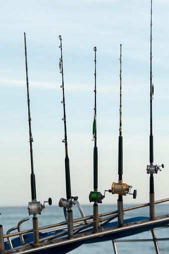 Sayulita「Five fishing poles in a row; sayulita mexico」:スマホ壁紙(16)