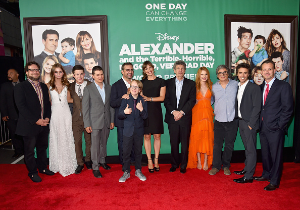 """Alan Horn「The World Premiere of Disney's """"Alexander and the Terrible, Horrible, No Good, Very Bad Day"""" - Red Carpet」:写真・画像(16)[壁紙.com]"""