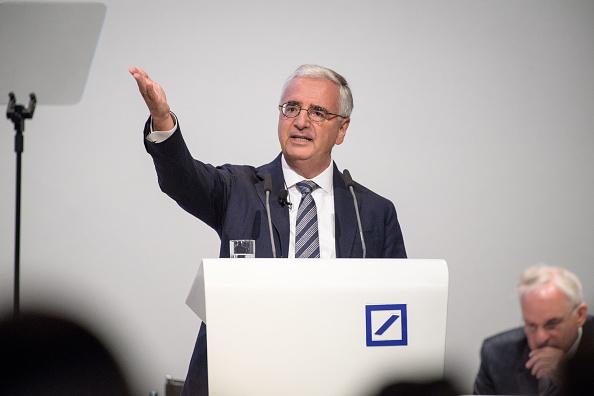 ビジネスと経済「Deutsche Bank Holds General Shareholders' Meeting」:写真・画像(15)[壁紙.com]