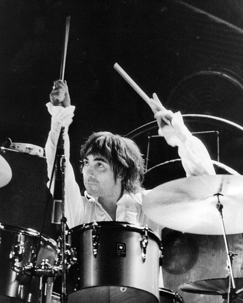 Drummer「Keith Moon」:写真・画像(8)[壁紙.com]